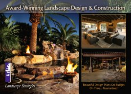 20% Off Award-Winning Landscape Design Services!