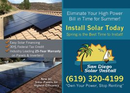 10% Off Your Solar System + Lifetime Monitoring